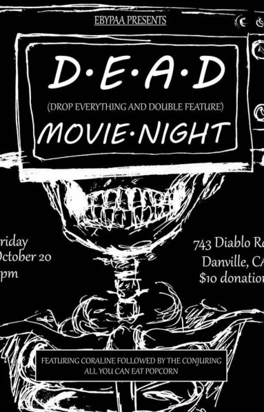 D.E.A.D. Movie Night